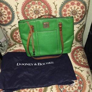 Dooney and Bourne bag